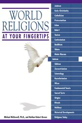 World Religions At Your Fingertips by Michael McDowell