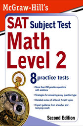 McGraw-Hill's SAT Study Plus by John Diehl