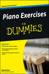 Piano Exercises For Dummies by David Pearl
