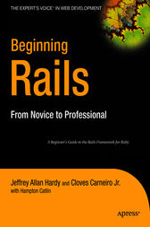 Beginning Rails by Cloves Carneiro Jr