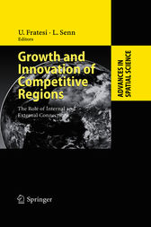 Growth and Innovation of Competitive Regions by Lanfranco Senn