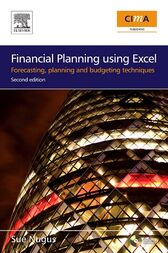 Financial Planning Using Excel by Sue Nugus