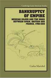 Bankruptcy of Empire by Carlos Marichal