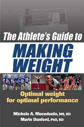 Athlete's Guide to Making Weight