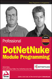 Professional DotNetNuke Module Programming by Mitchel Sellers