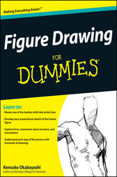 Figure Drawing For Dummies by Kensuke Okabayashi