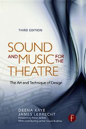 Sound and Music for the Theatre