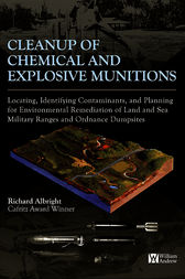 Cleanup of Chemical and Explosive Munitions by Richard Albright