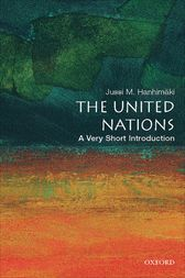 The United Nations by Jussi M. Hanhimaki