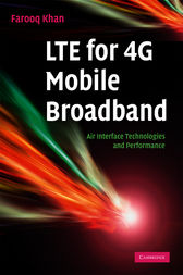 LTE for 4G Mobile Broadband by Farooq Khan