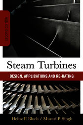 Steam Turbines by Heinz P. Bloch