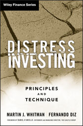 Distress Investing by Martin J. Whitman