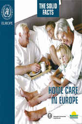 Home Care in Europe by R. Tarricone