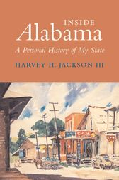 Inside Alabama by Harvey H. Jackson