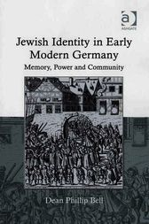 Jewish Identity in Early Modern Germany