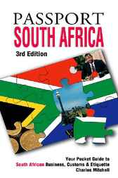 Passport South Africa by Charles Mitchell