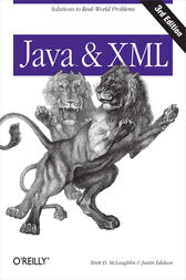 Java and XML by Brett McLaughlin