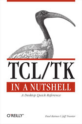 Tcl/Tk in a Nutshell by Paul Raines