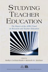 Studying Teacher Education by Marilyn Cochran-Smith