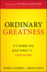 Ordinary Greatness by Pamela Bilbrey