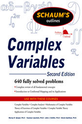 Schaum's Outline of Complex Variables, 2ed by Murray Spiegel