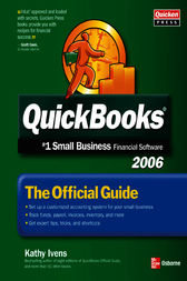QuickBooks 2006: The Official Guide by Kathy Ivens