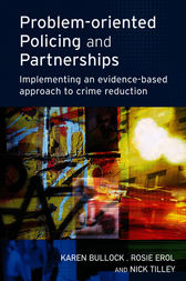 Problem-oriented Policing and Partnerships