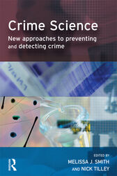 Crime Science by Melissa J Smith