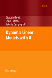 Dynamic Linear Models with R by Giovanni Petris
