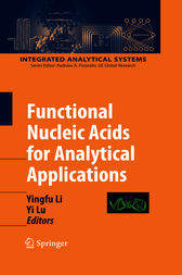 Functional Nucleic Acids for Analytical Applications by unknown