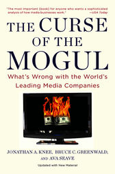 The Curse of the Mogul by Jonathan A. Knee