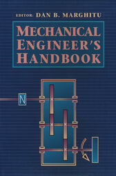 Mechanical Engineer's Handbook by Dan B. Marghitu