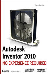 Autodesk Inventor 2010 by Thom Tremblay