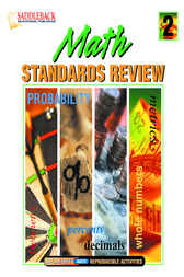 Math Standards Review 2 by Saddleback Educational Publishing