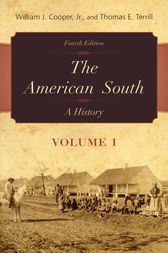 The American South by William J. Cooper