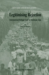 Legitimising Rejection by Sara E. Davies