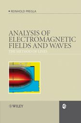 Analysis of Electromagnetic Fields and Waves by Reinhold Pregla