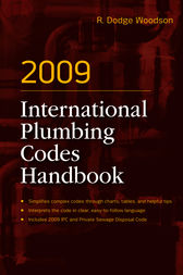 2009 International Plumbing Codes Handbook by R. Woodson