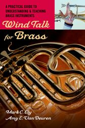 Wind Talk for Brass by Mark C. Ely
