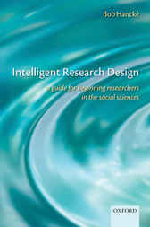 Intelligent Research Design by Bob Hancké