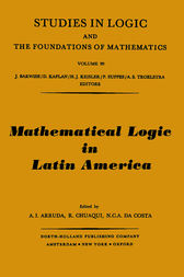 Mathematical logic in Latin America
