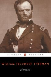 Memoirs by William Tecumseh Sherman