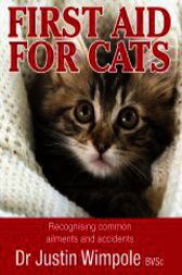 First Aid for Cats by Justin Wimpole