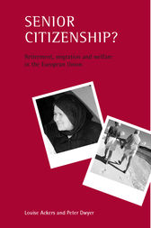Senior Citizenship? by Louise Ackers
