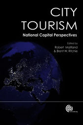 City Tourism by Robert Maitland