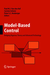 Model-Based Control: by Paul M.J. van den Hof