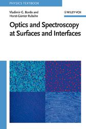 Optics and Spectroscopy at Surfaces and Interfaces