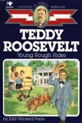 Teddy Roosevelt by Edd Winfield Parks
