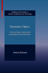 Geometric Optics by Antonio Romano