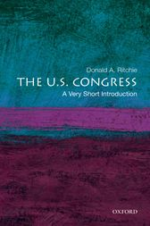 The U.S. Congress: A Very Short Introduction by Donald A. Ritchie